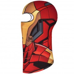 BUFF® Kids Polar Balaclava MARVEL iron man red