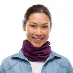 BUFF® Midweight Merino Wool purplish melange