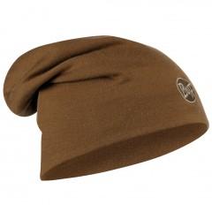BUFF® Heavyweight Merino Wool Loose Hat solid tundra khaki