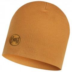 BUFF® Heavyweight Merino Wool Hat solid camel