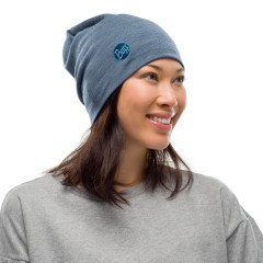 BUFF® Heavyweight Merino Wool Loose Hat ensign multi stripes
