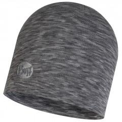 BUFF® Heavyweight Merino Wool Hat multi stripes fog grey
