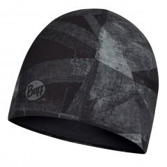 BUFF® Microfiber & Polar Hat geoline grey