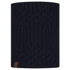 BUFF® Knitted & Polar Neckwarmer N-HELLE night blue