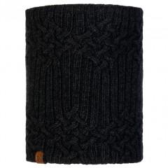 BUFF® Knitted & Polar Neckwarmer N-HELLE graphite