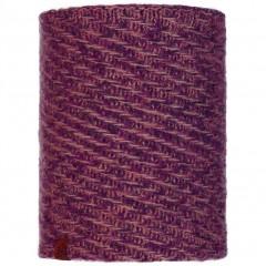 BUFF® Knitted & Polar Neckwarmer AGNA violet