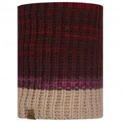 BUFF® Knitted & Polar Neckwarmer ALINA maroon