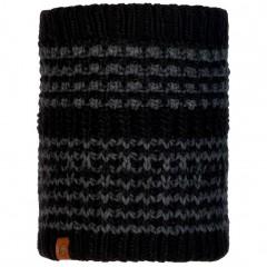 BUFF® Knitted & Polar Neckwarmer KOSTIK black