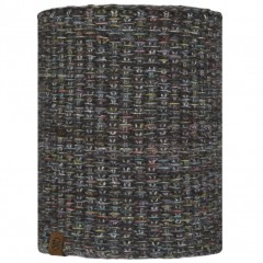 BUFF® Knitted & Polar Neckwarmer GRETE grey castlerock