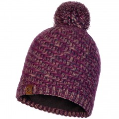 BUFF® Knitted & Polar Hat AGNA violet
