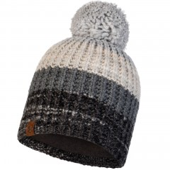BUFF® Knitted & Polar Hat ALINA grey
