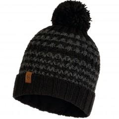BUFF® Knitted & Polar Hat KOSTIK black