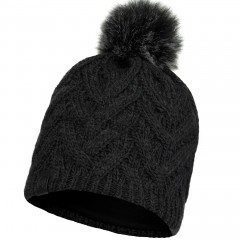 BUFF® Knitted & Polar Hat CARYN graphite