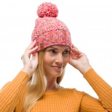 BUFF® Knitted & Polar Hat MARGO flamingo pink