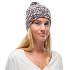 BUFF® Knitted & Polar Hat GRETE castlerock grey
