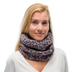 BUFF® Knitted & Polar Neckwarmer MARGO castlerock grey