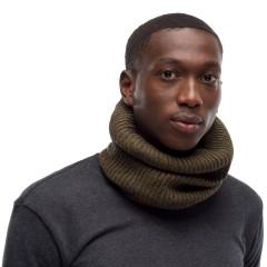 BUFF® Knitted & Polar Neckwarmer LYNE bark