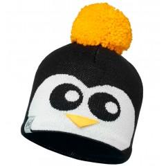 BUFF® Kids Knitted & Polar Hat PENGUIN black