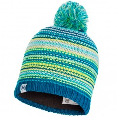 BUFF® Kids Knitted & Polar Hat AMITY turquoise