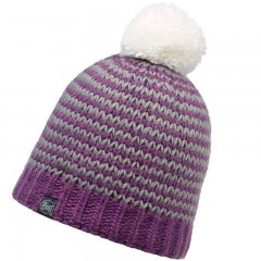 BUFF® Knitted & Polar Hat DORN plum