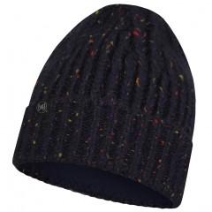 BUFF® Knitted & Polar Hat KIM night blue