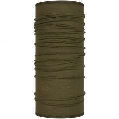BUFF® Lightweight Merino Wool solid bark