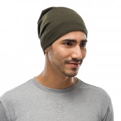 BUFF® Midweight Merino Wool forest night melange