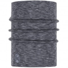BUFF® Heavyweight Merino Wool multi stripes fog grey