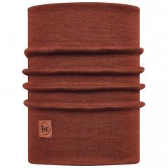 BUFF® Heavyweight Merino Wool Neckwarmer solid senna