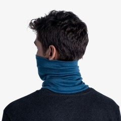 BUFF® Heavyweight Merino Wool Neckwarmer solid dusty blue