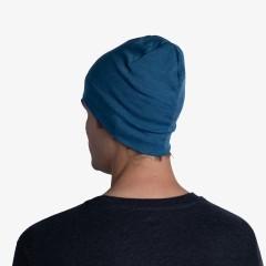 BUFF® Heavyweight Merino Wool Hat dusty blue