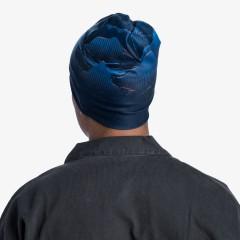 BUFF® ThermoNet Reversible Hat s-wave blue