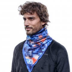 BUFF® Polar Bandana metal leopard multi
