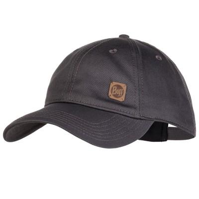 BUFF® Baseball Cap SOLID pewter grey