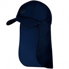 BUFF® Bimini Cap Solid night blue