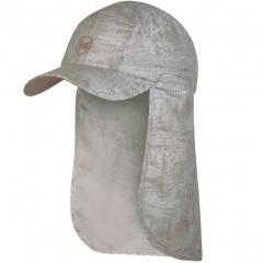 BUFF® Bimini Cap Zinc silver grey