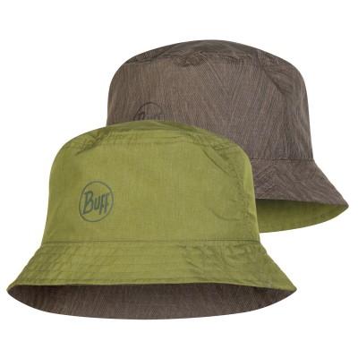BUFF® Travel Bucket Hat shady khaki [2019 Edition]