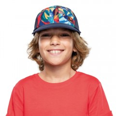 BUFF® Kids 5 Panels Cap spiros multi