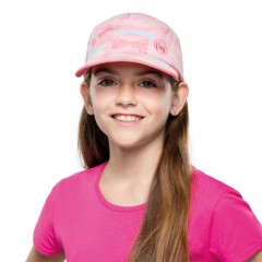 BUFF® Kids 5 Panels Cap heavens pink