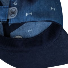 BUFF® Kids 5 Panels Cap arrows denim