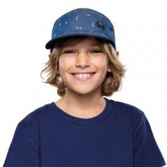 BUFF® Kids 5 Panels Cap arrows denim