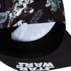BUFF® Kids 5 Panels Cap Star Wars first order black