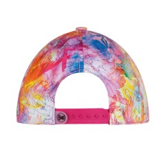 BUFF® Kids Baseball Cap fireworks multi