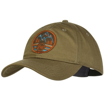 BUFF® Kids Baseball Cap solid khaki
