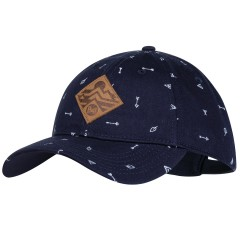 BUFF® Kids Baseball Cap arrows denim