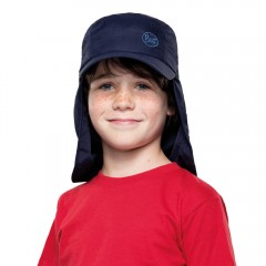 BUFF® Kids Bimini Cap solid navy