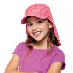 BUFF® Kids Bimini Cap kumkara fuchsia