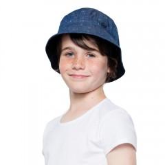 BUFF® Kids Bucket Hat arrows denim