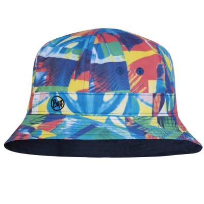BUFF® Kids Bucket Hat spiros multi