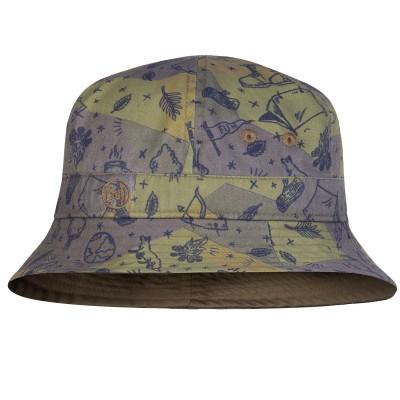 BUFF® Kids Bucket Hat camp khaki